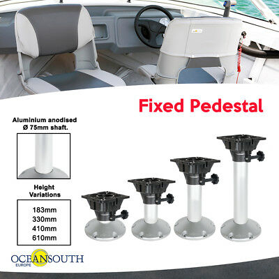 Oceansouth Fixed  Boat Seat Pedestal