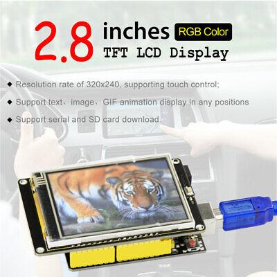Keyestudio 2.8 Inch 240x320 Tft Lcd Display Touch Screen Module Diy For Arduino