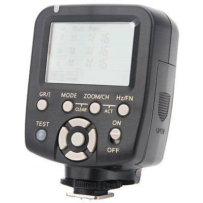 Yongnuo YN560-TX Trigger for Nikon Wireless Flash Controller 560IV Black