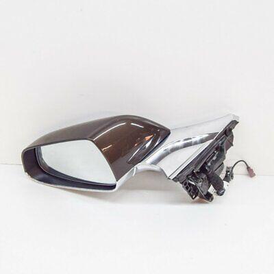 TESLA MODEL S P85 Front Left Door Wing Mirror 1041321-00-G 13+1 Pin 2015 LHD
