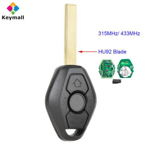 For BMW EWS 3 5 6 7 8 Series M3 X3 X5 1995-2006 Remote Key