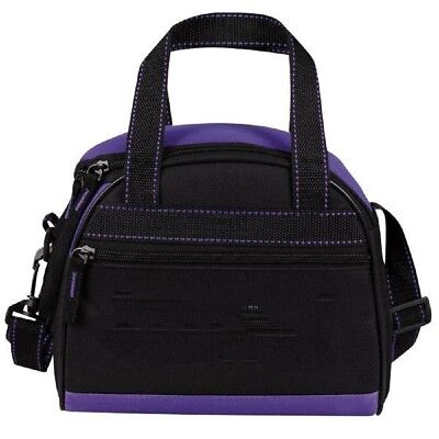 Yens Classic Dome 6-Pack Cooler Purple / Black 6CP-2709