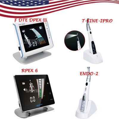 Dental 161 Led Endo Motor Treatment Cordless Handpiece Root Canal Apex Locator