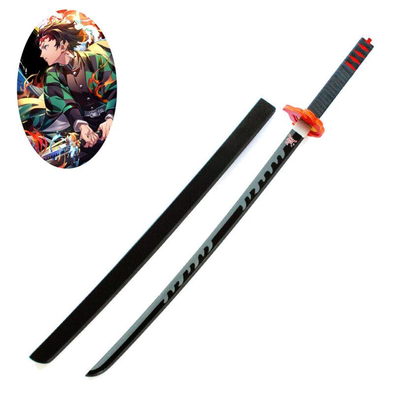Kamado Tanjiro Prop Cosplay Replica Sword Demon Slayer Kimetsu no Yaiba Ver 2