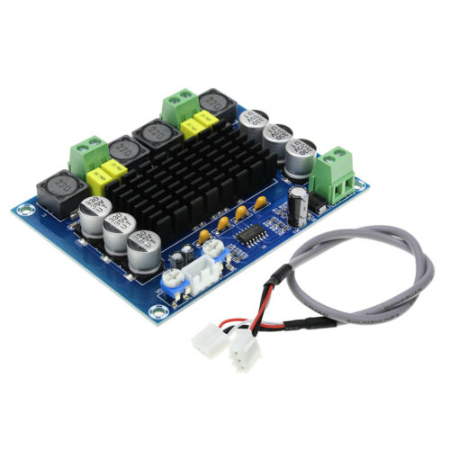 TPA3116 TPA3116D2 120W+120W Dual-Channel Stereo Digital Audio Amplifier 12V~24V