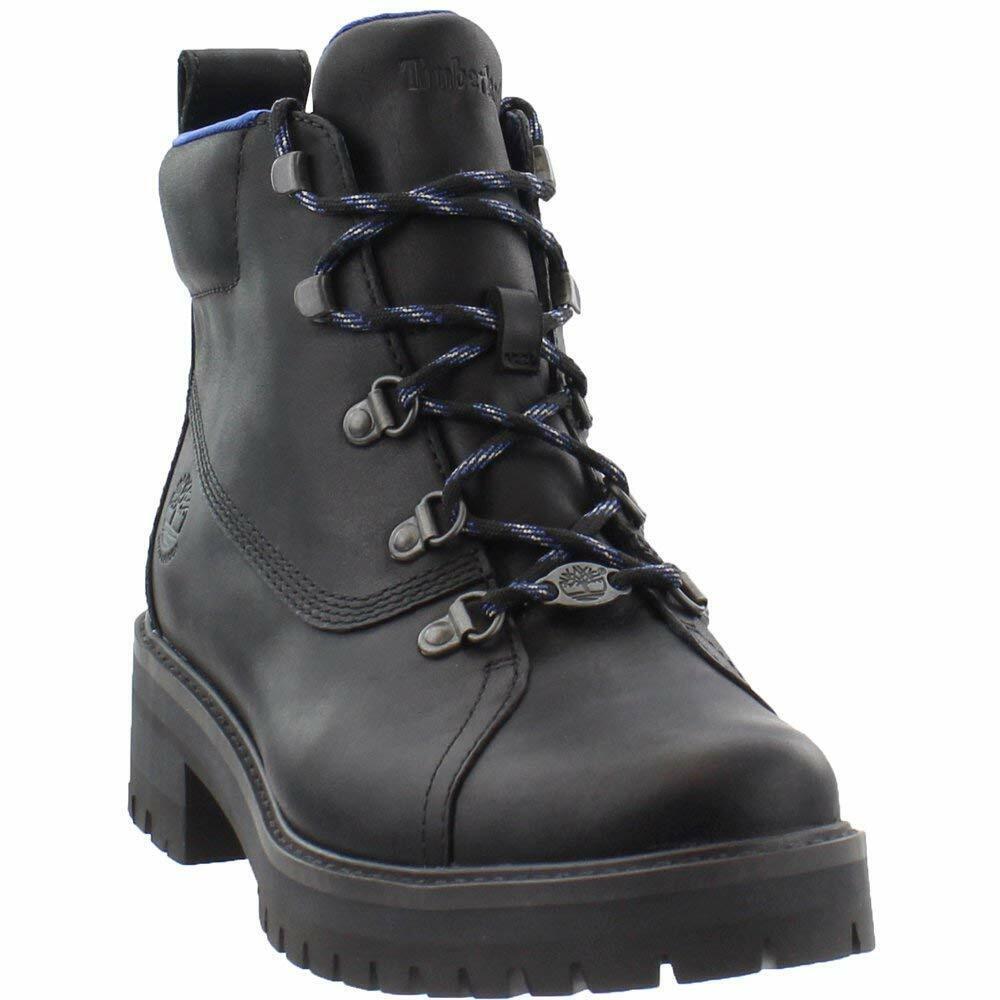 """Timberland Women's Courmayeur Valley 6"""" Waterproof Hiker Boots Shoes TB 0A1SA1"""