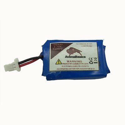 AvimaBasics Battery for Plantronics CS540 CS540A CS540-XD 86180-01 86180-01