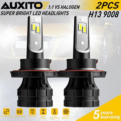 H13 LED Headlight Kit for Dodge Ram 1500 2500 Dakota Durango Grand Caravan