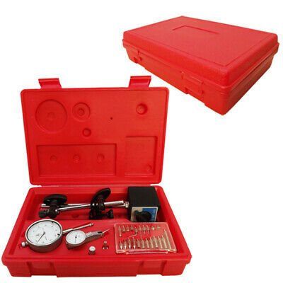 1 Dial Indicator Magnetic Base 22 Point Precision Inspection Set