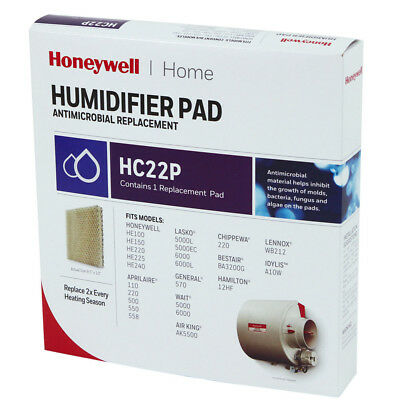 Humidifier Filter Pad - Whole House Humidifier Filter Pad For Honeywell HE220A 220B