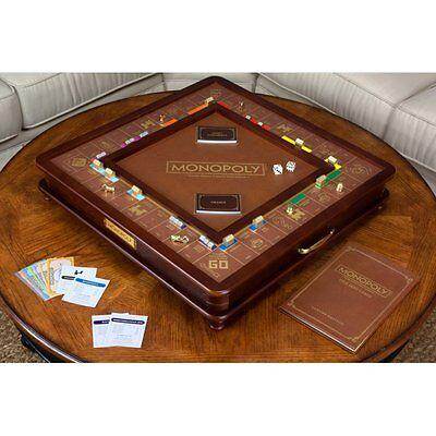 Hasbro Monopoly Luxury Edition