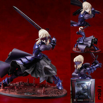 Fate/stay Night Saber Alter Vortigern 1/7 PVC Figure Model Toy Gift New In Box