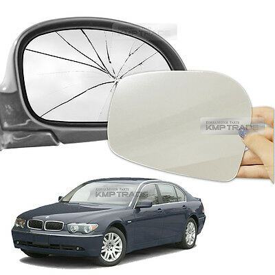 E66 Adhesive for BMW 2002-2007 7 Series E65 Replacement Side Mirror LH RH 2P