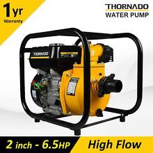 Thornado 2 Inch 6.5HP Petrol Water Transfer Pump Irrigation Chipping Norton Liverpool Area Preview