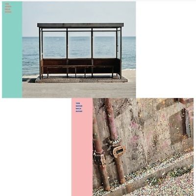 BTS WINGS:YOU NEVER WALK ALONE Album CD+P.Book+Card Sealed