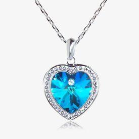 Swarovski crystal knecklace