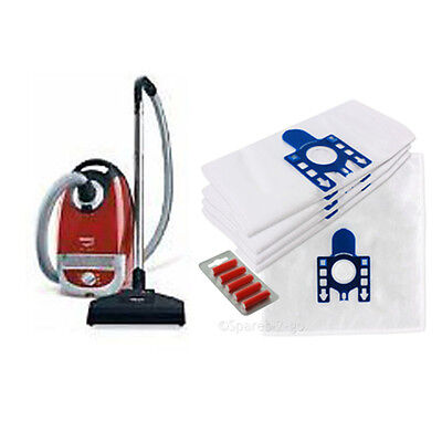 Vacuum Cleaners Bags Genuine Miele Cat And Dog