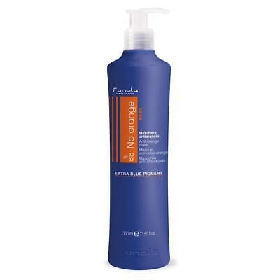 Fanola No Orange Mask - Extra Blue Pigment 350ml