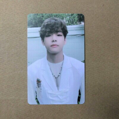 [Official] BTS BUTTER LUCKY DRAW PHOTOCARD [POWER STATION. V Taehyung ]