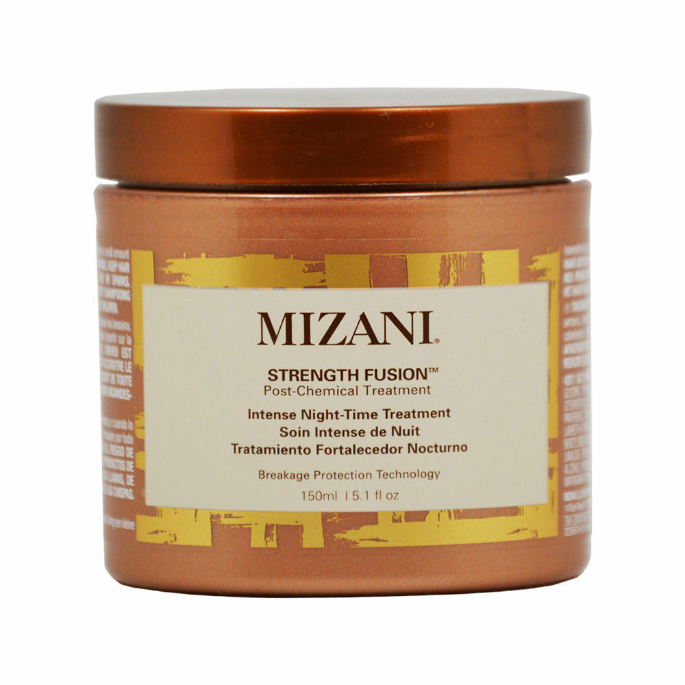 Mizani Strength Fusion Intense Night Time Treatment 5.1oz Hair Care & Styling