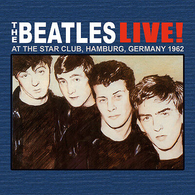 cd the beatles live at the star-club in hamburg - 1962