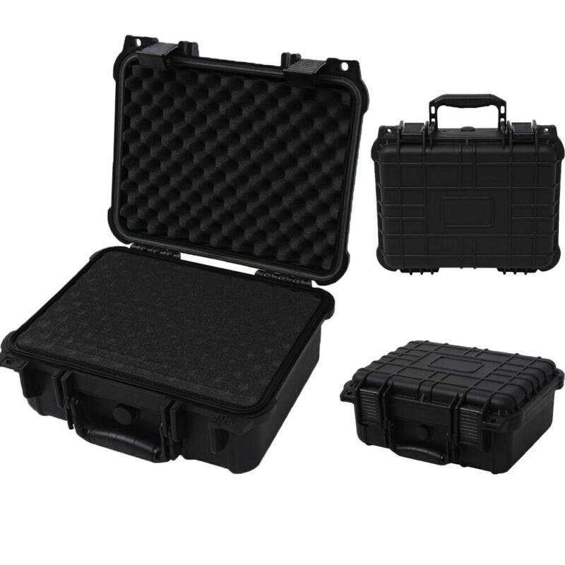Protective Equipment Hard Case Waterproof Black Foam Multi size