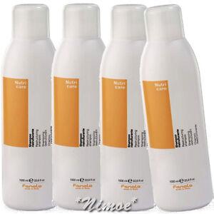 Nutri-Care-Shampoo-4-x-1000ml-Ristrutturante-Fanola-restructur-dry-frizzy-hair