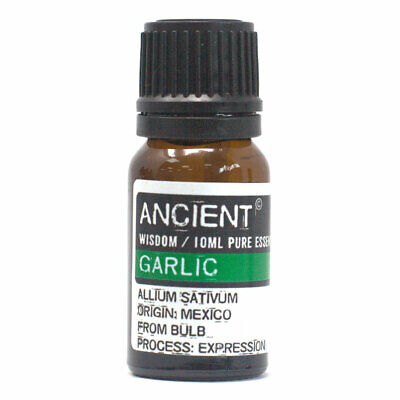 AJO Aceite Esencial Puro 10ml / GARLIC Essential Oil Pure