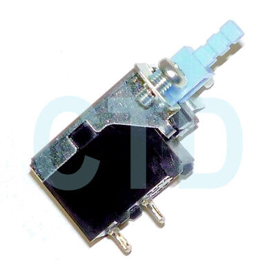 2-pack Ac 250v 5a 80a Latching Spst Push Button Power 2-pin Switch Tv5 Fast Ship