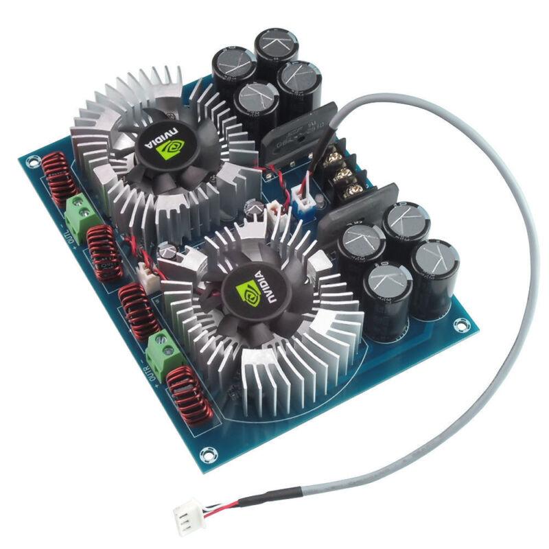 420W *2 Large Power TDA8954TH AD Digital Audio Amplifier Board Dual AC 24V