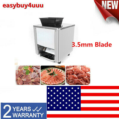 Commercial Meat Cutter Slicer Processing Machine Heavy Duty Meat Slicer 260lbh