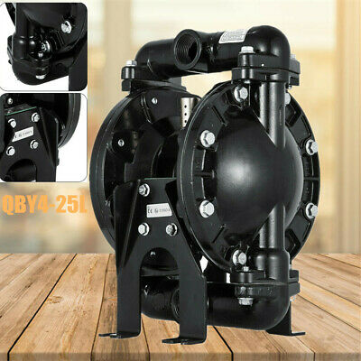 Air-operated Double Diaphragm Pump 12 Inch Air Inlet 120psi F Petroleum Fluids