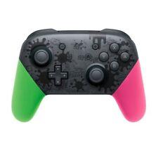 Manette de contrôleur de Bluetooth Pro sans fil Splatoon pour Nintendo Switch