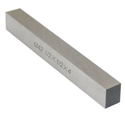 M42 12 X 12 X 4 Cobalt Steel Square Tool Bit Lathe Fly Cutter Mill Blank