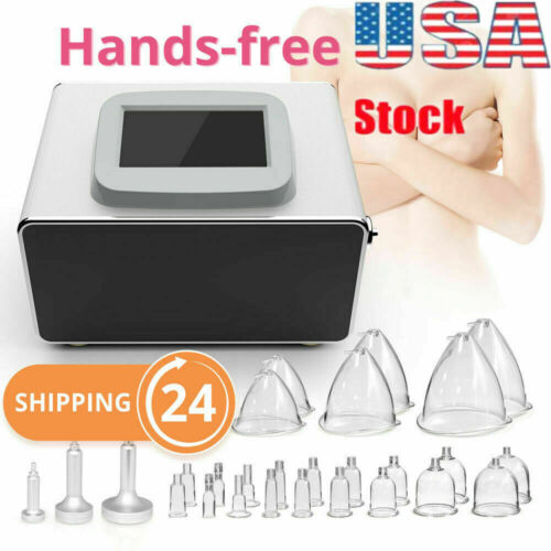 Vacuum Therapy Breast Enlargement Butt Lift Massage Body Shaping Beauty Machine