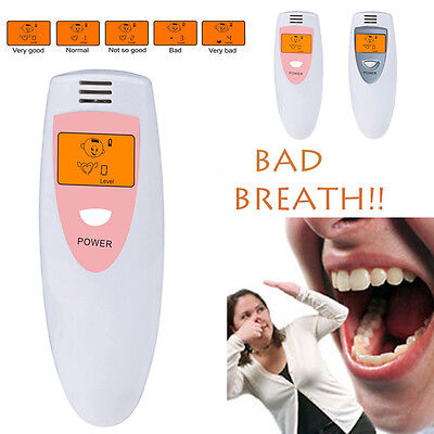Bad Breath Tester Odor Tester Health Care Gadgets Breathalyzer Detector Analyzer