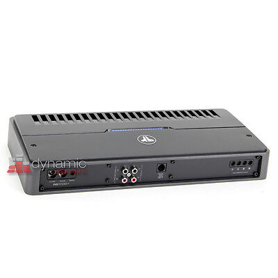Jl Audio Rd1000 1 Car Rd Series Class D Monoblock Sub Speaker Amplifier Used