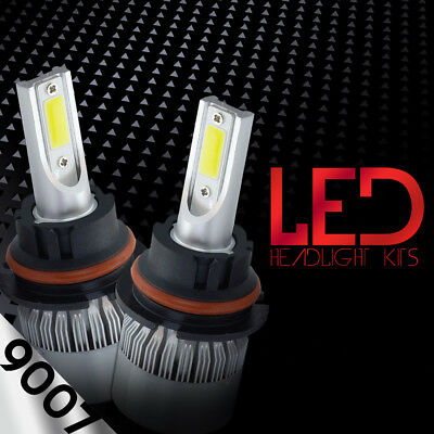 XENTEC LED HID Headlight Conversion kit 9007 HB5 6000K 1998-2001 Suzuki Swift