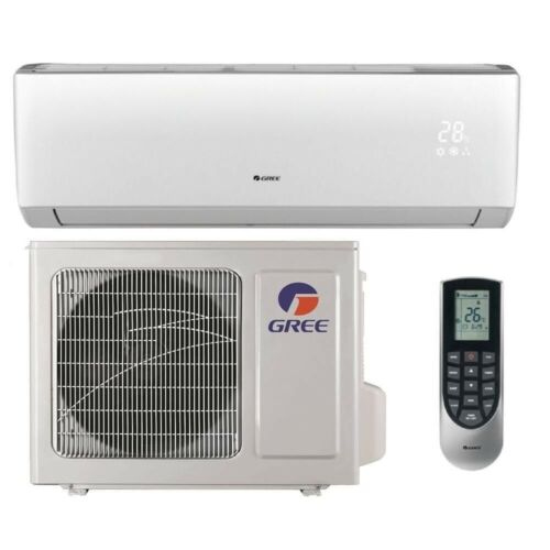 GREE 12000BTU MINI SPLIT System Ductless AC 18SEER INVERTER