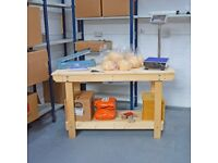 Wooden Workbench   Craft table   VERY Strong & Sturdy   Various sizes Available