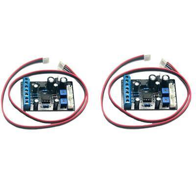 2pcs Ta7318p Pre-amp Pcb Driver Board Vu Header Meter Db Level Vu Meter Driver
