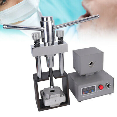 New Dental Flexible Denture Dentistry Invisible Injection Machine Lab Equipment