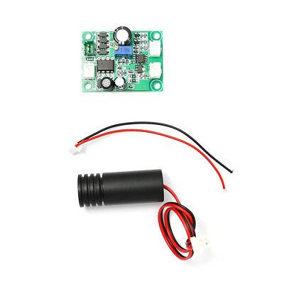 Dc12v Ttl 405nm 100mw Blueviolet Dot Laser Diode Module Wdriver 18x45mm