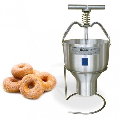 Belshaw Type K Donut Depositor 1-916 Plain Plunger Stand Sold Seperately