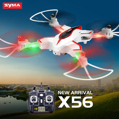 Syma X56 Foldable RC Drone for Kids Easy Fly Steady Headless Mode Quadcopter