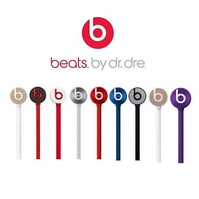 Genuine Beats By Dr Dre iBeats urBeats 2.0 In-Ear Earphones Headphones Earbud UK