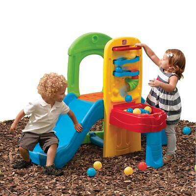 Toddler Slide Indoor Play Gym Stairs Kids Children Playground Learning Climber