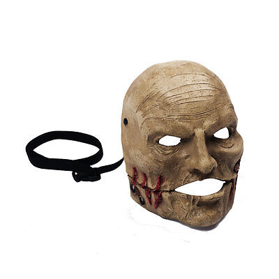 Corey Halloween Slipknot Band Kostüm Maske Erwachsene Cosplay Album (Slipknot Halloween Masken)