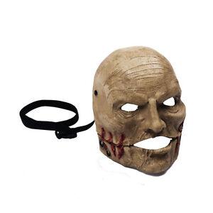 Corey Taylor Halloween Slipknot Band Fancy Dress Up Mask Adult Cosplay Album