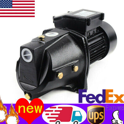 1 Hp Shallow Well Jet Pump With Pressure Switch Agricultural Pump Jet Pump